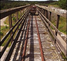 Road To Nowhere - Railroad by angelimagine