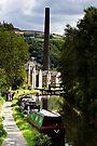 Towards Hebden Bridge by inkedsandra
