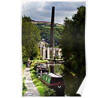 Towards Hebden Bridge Poster