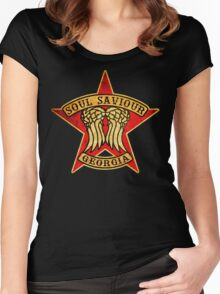 Soul Saviour Women's Fitted Scoop T-Shirt
