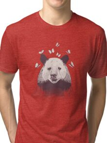 Let's Bear Friends Tri-blend T-Shirt