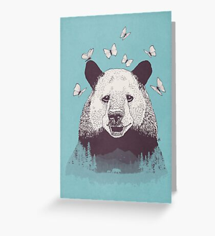 Let's Bear Friends Greeting Card