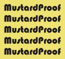 Mustard Proof T-Shirt