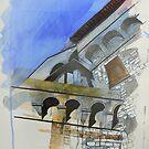 San Gimignano 1 by Richard Sunderland