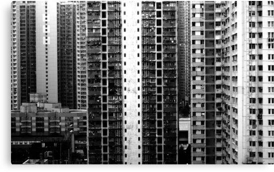 Stark, Hong Kong by Jonathan Russell