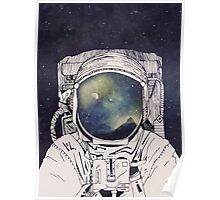 Dreaming Of Space Poster