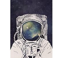 Dreaming Of Space Photographic Print