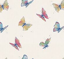 Butterflies by tracieandrews