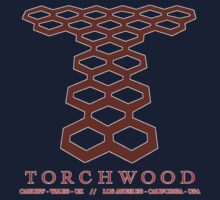 Torchwood UK & USA by ideedido