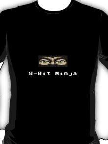 8-Bit Last Ninja White T-Shirt