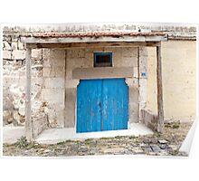 Rustic Door No. 6 Poster