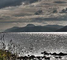 Loch Ness HDR by Glen Allen