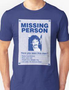 Where is Ewan McGrady? Unisex T-Shirt