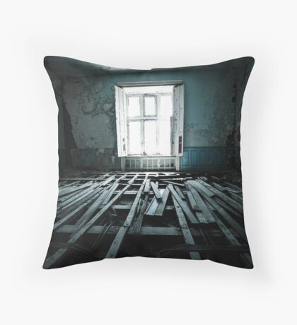 Stripped Throw Pillow