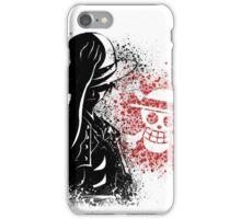 Monkey-D-Luffy iPhone Case/Skin