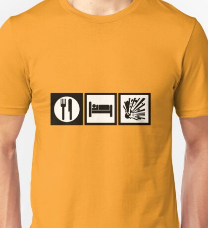 Eat Sleep Dream Unisex T-Shirt