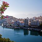 Greece. Crete. Agios Nikolaos. by vadim19