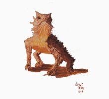 """""""Determined Lizard"""" by jaartist29"""