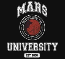 Mars University by atorgon