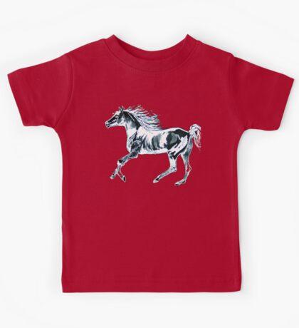 Arab Horse  T SHIRT/STICKER/BABY GROW Kids Tee