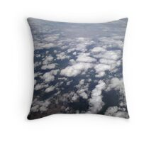 Flying part 3 Throw Pillow