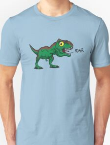 Tiny Cute Baby Trex Unisex T-Shirt