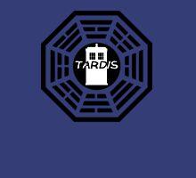 Dharma TARDIS Logo Unisex T-Shirt