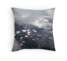 Flying part 5 Throw Pillow
