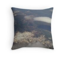 Flying part 10 Throw Pillow
