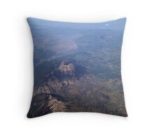Flying part 11 Throw Pillow