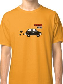 SEAT 127 - Retro Car Classic T-Shirt
