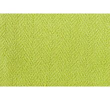 Bright green knitted fabric cloth texture Photographic Print