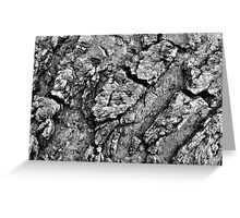 Tree Art 5 Greeting Card