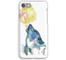 Wolf Howl iPhone Case/Skin