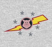 Pigs in Space Kids Clothes