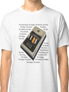 Remote Control Classic T-Shirt