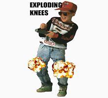 Exploding knees Unisex T-Shirt