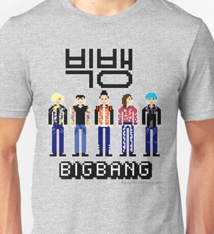 BIGBANG Pixel from Terry Richardson photo shoot Big Bang Unisex T-Shirt
