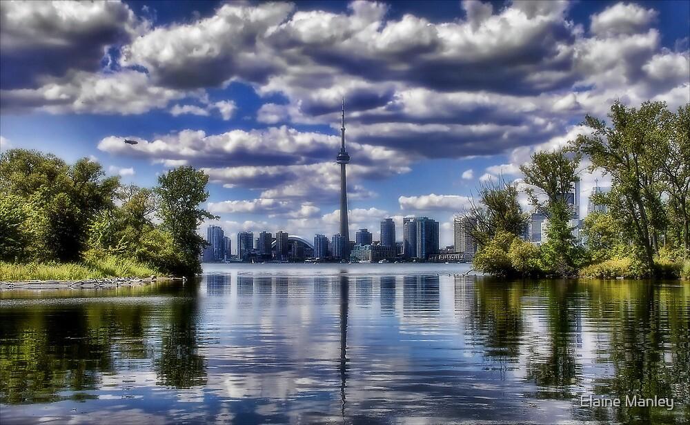 Toronto  by Elaine  Manley