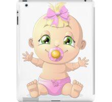 girl iPad Case/Skin