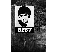 George Best The One Photographic Print