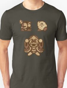 Kirby - Wooden Wishes T-Shirt