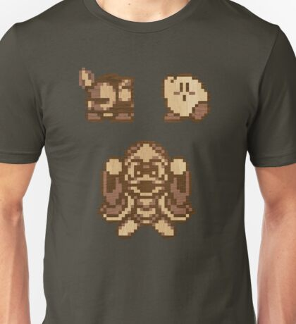 Kirby - Wooden Wishes Unisex T-Shirt