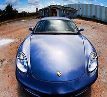 Porsche by Hilm3r -