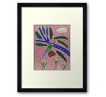 Rainbow Bee-eater Dreaming Framed Print