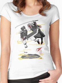 Final Samurai VII Women's Fitted Scoop T-Shirt