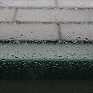 The roof behind the rain by EMcKinney