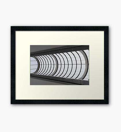 sonic boom  ) ) ) ) ) ) ) Framed Print