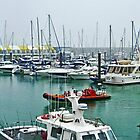 Misty Marina - Brighton by TonyCrehan