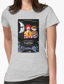 Foodfellas Womens Fitted T-Shirt